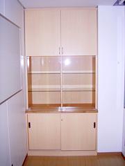 壁収納棚1