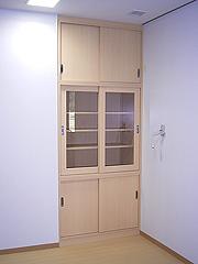 壁収納棚2